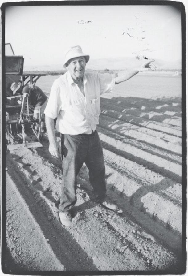 מריו משה לוי שדה אליהו - הארגון לחקלאות אורגנית